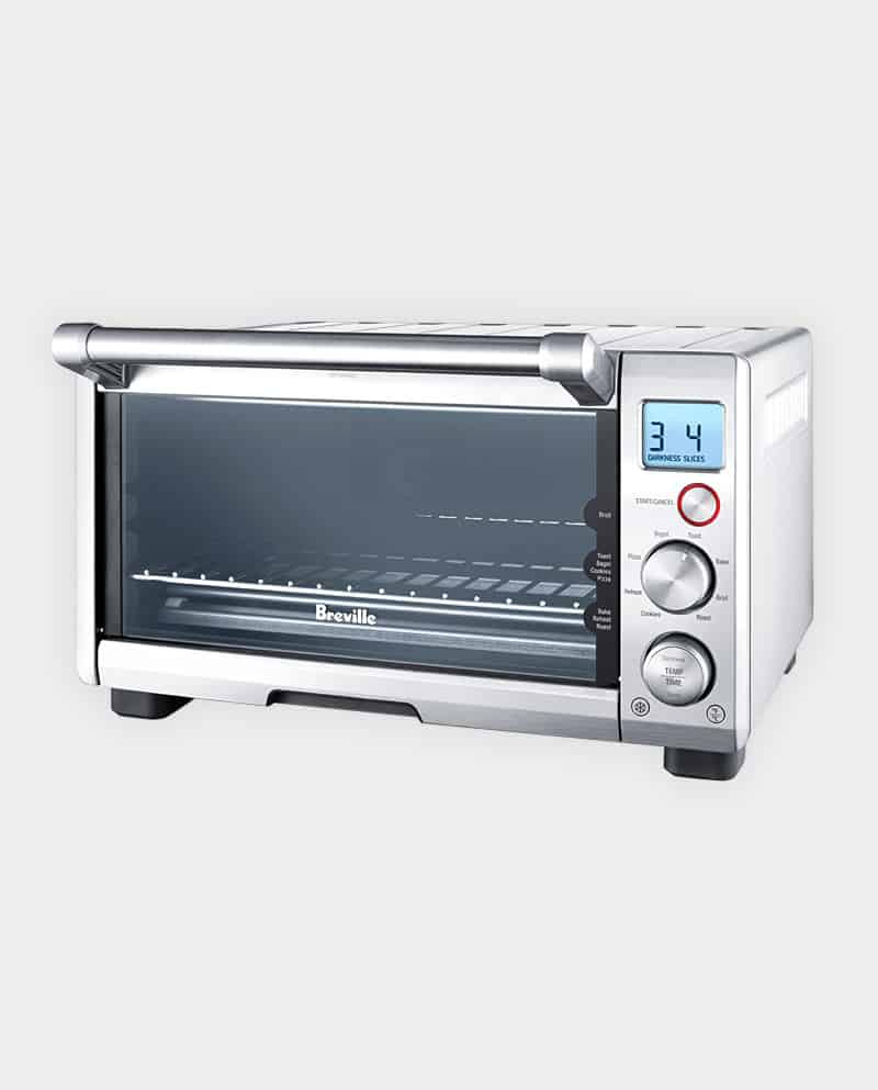 Breville BOV650XL the Compact Smart Oven, Stainless Steel ...